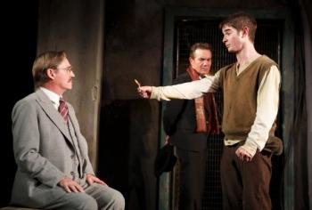 Richard Thomas, Derek Smith, Jonathan Gordon. Photo by Joan Marcus