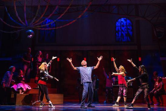 André De Shields and the cast of GOTTA DANCE. Photo by Matthew Murphy