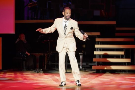 Maurice Hines. Photo by Carol Rossegg