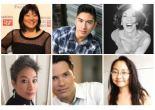 Ann Harada, Devin Ilaw, JoAnn Hunter, Valerie Lau-Kee Lai, Jason Tam and Winnie Lok