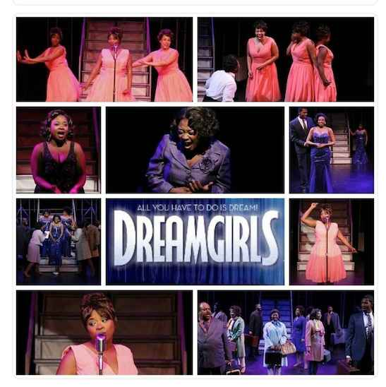 Dreamgirls at Porchlight. Photos by Brandon Dahlquist