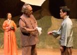 Jeanne Sakata, Thom Sesma and Brian Lee Huynh in A SINGLE SHARD. Photo by Mark Garvin
