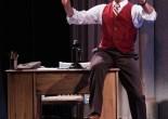Joey Sorge as Walt Disney. Photo: Phoenix Theatre/Matt Chesin