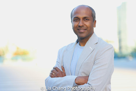 Sree Sreenivasan. Photo by Lia Chang