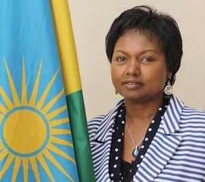 Ambassador Mathilde Mukantabana