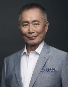 George Takei. Photo by Luke Fontana