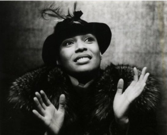 Elizabeth Van Dyke in Zora Neale Hurston by Laurence Holder. Photo by Martha Swope.