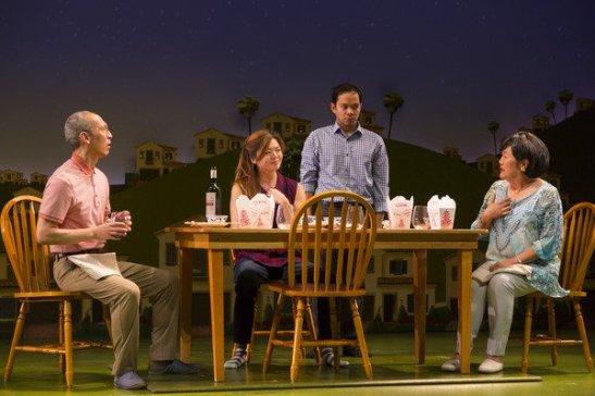 Francis Jue, Ruibo Qian, Jon Norman Schneider, and Emily Kuroda Photo Credit: T. Charles Erickson