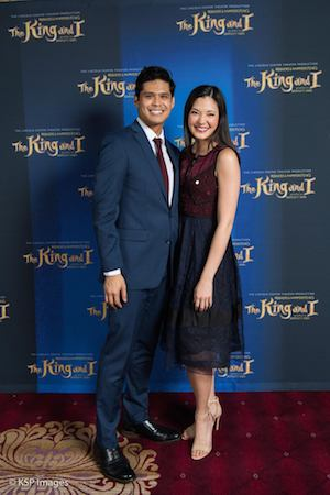 Kavin Panmeechao and Manna Nichols. Photo by KSP Images
